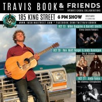 Travis Book & Friends with Special Guests Mike Ashworth and Tommy Maher